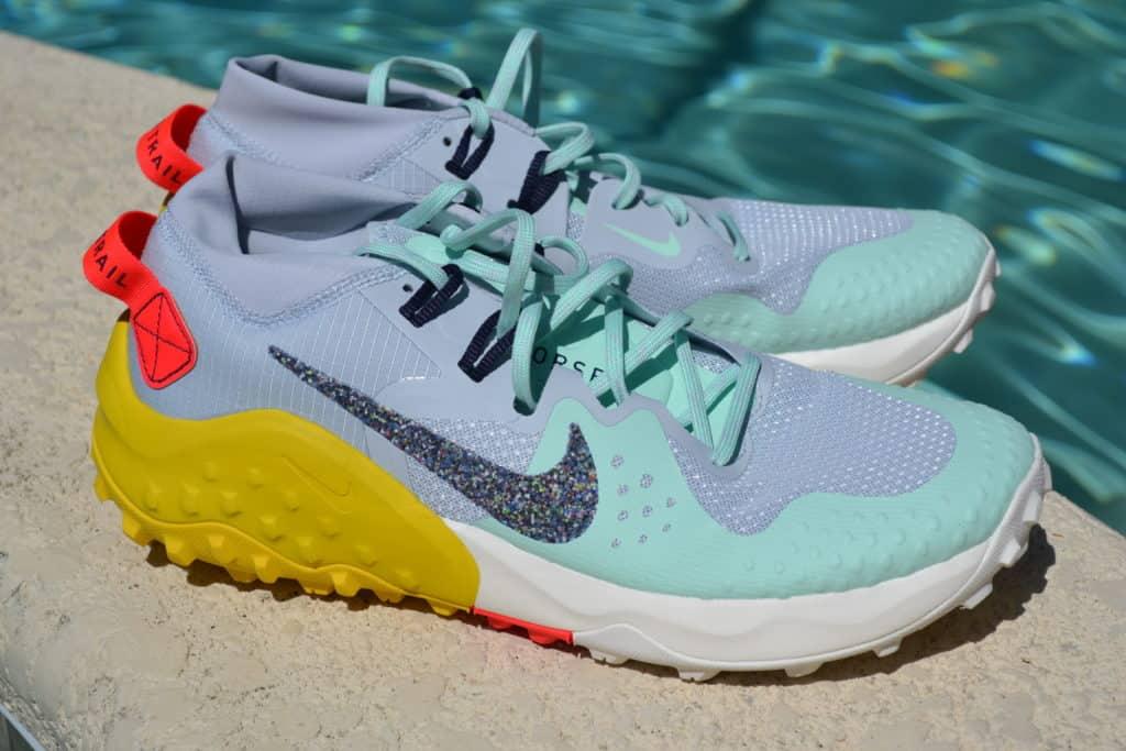 Nike Wildhorse 6 - Trail Running Shoe with React foam