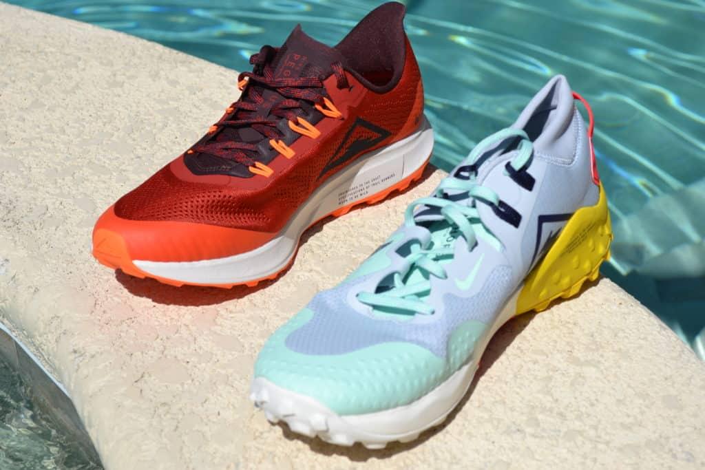 Nike Wildhorse 6 versus Nike Pegasus Trail 36