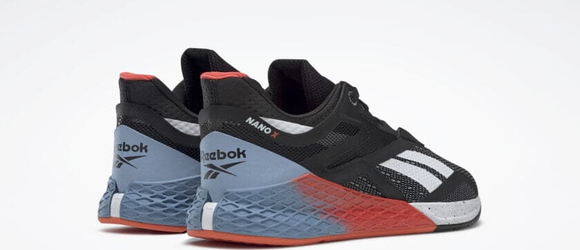 Reebok Nano X - rear quarter