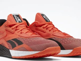 Reebok Nano X CrossFit Training Shoe Now Available