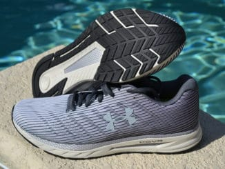 UA HOVR Velociti 2 Running Shoe by Under Armour - Stacked 1