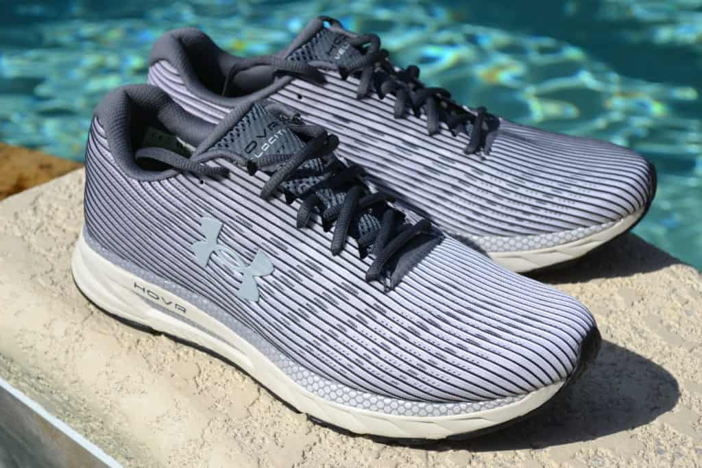 UA HOVR Velociti 2 Running Shoe by Under Armour - Side View 2