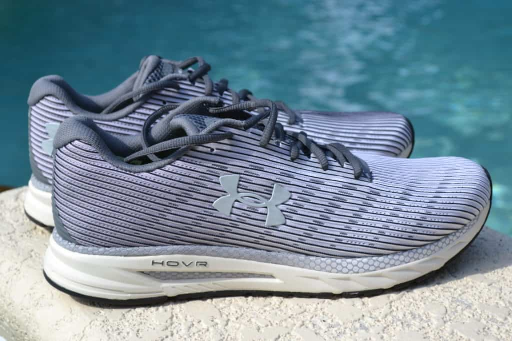 UA HOVR Velociti 2 Running Shoe by Under Armour - Side View 3