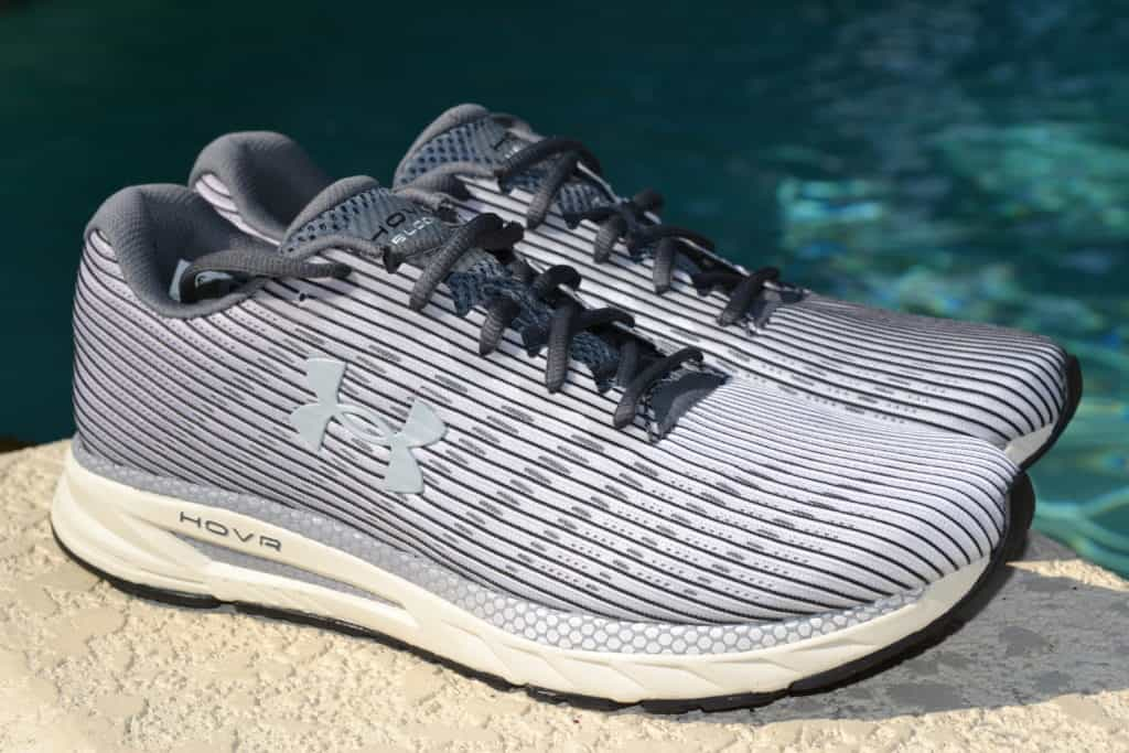 UA HOVR Velociti 2 Running Shoe by Under Armour - Side View 4