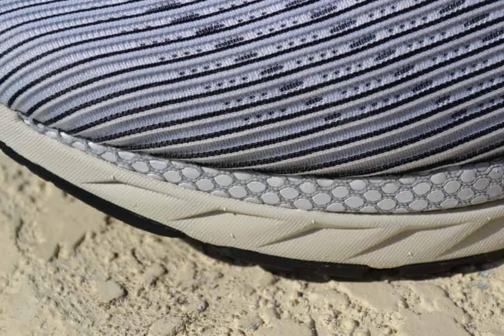 UA HOVR Velociti 2 Running Shoe by Under Armour - Upper, Web, Foam close-up