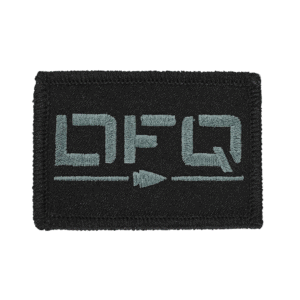 GORUCK DFQ Patch for TAC Hat