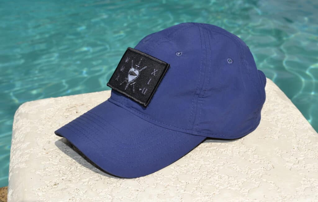GORUCK TAC Hat Black and Navy Review (3)