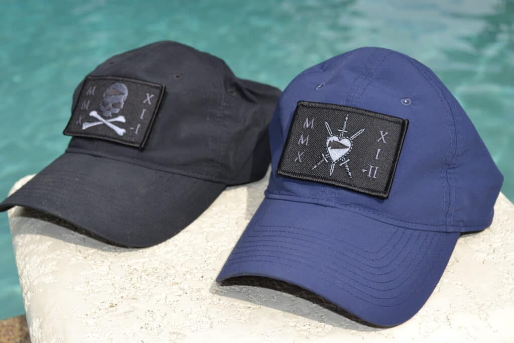 GORUCK TAC Hat Black and Navy Review