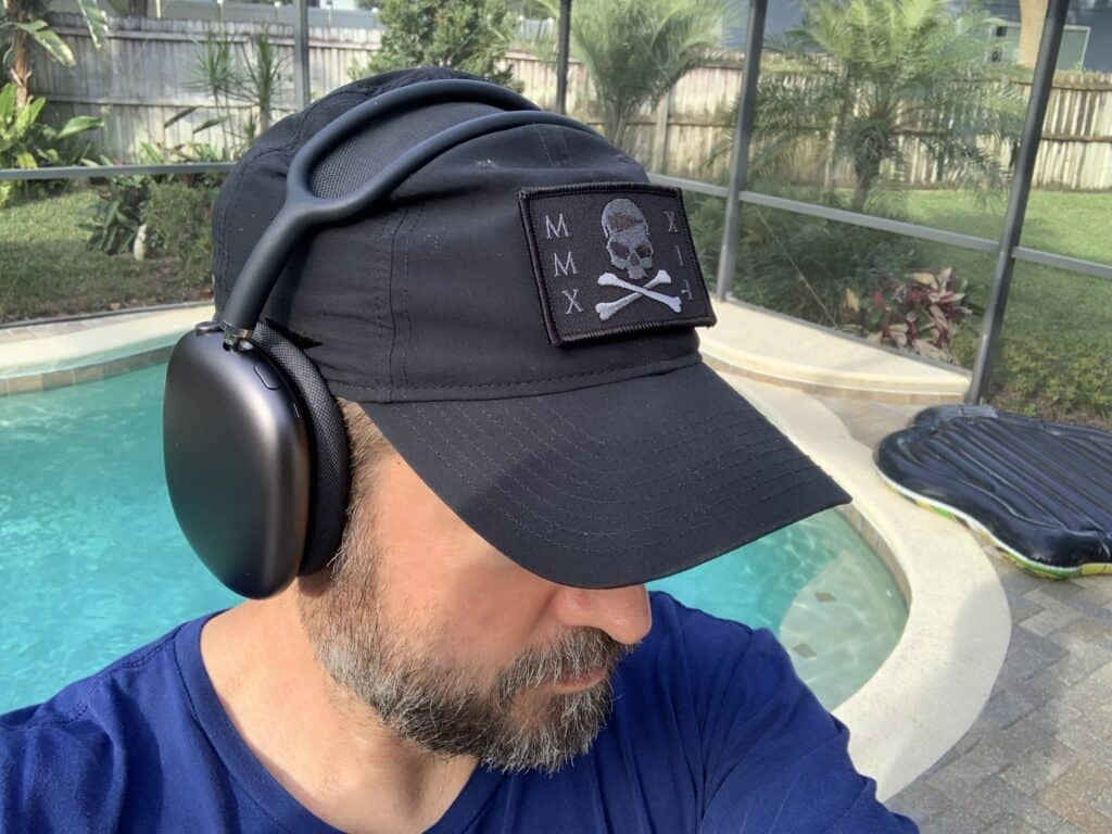 GORUCK TAC Hat with No Button On Top