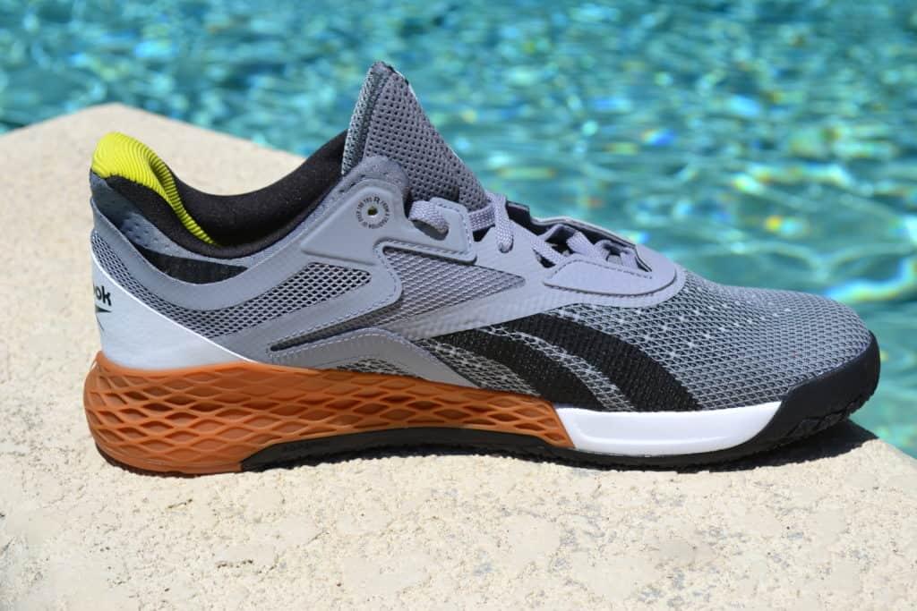 Reebok Nano X Cross Training Shoe - Other Side Profile
