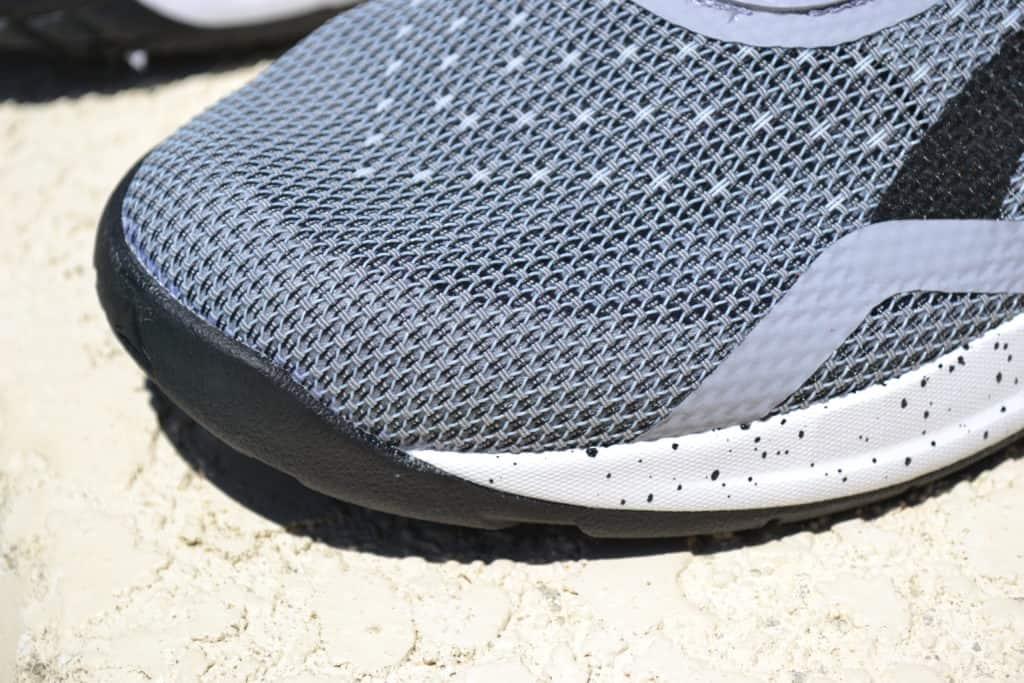 Reebok Nano X Cross Training Shoe - upper closeup
