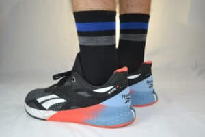 Darn Tough Vertex Micro Crew Ultra-Light Cushion - Running Sock with Nano X Cross Trainer