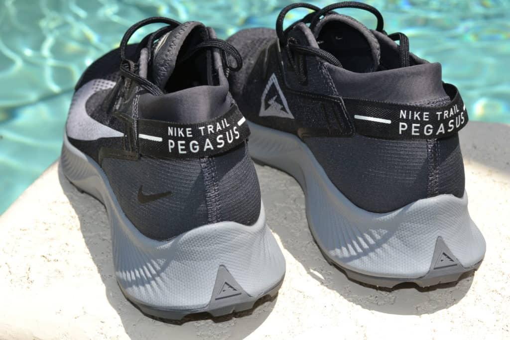 Nike Pegasus Trail 2 Running Shoe - Heel closer