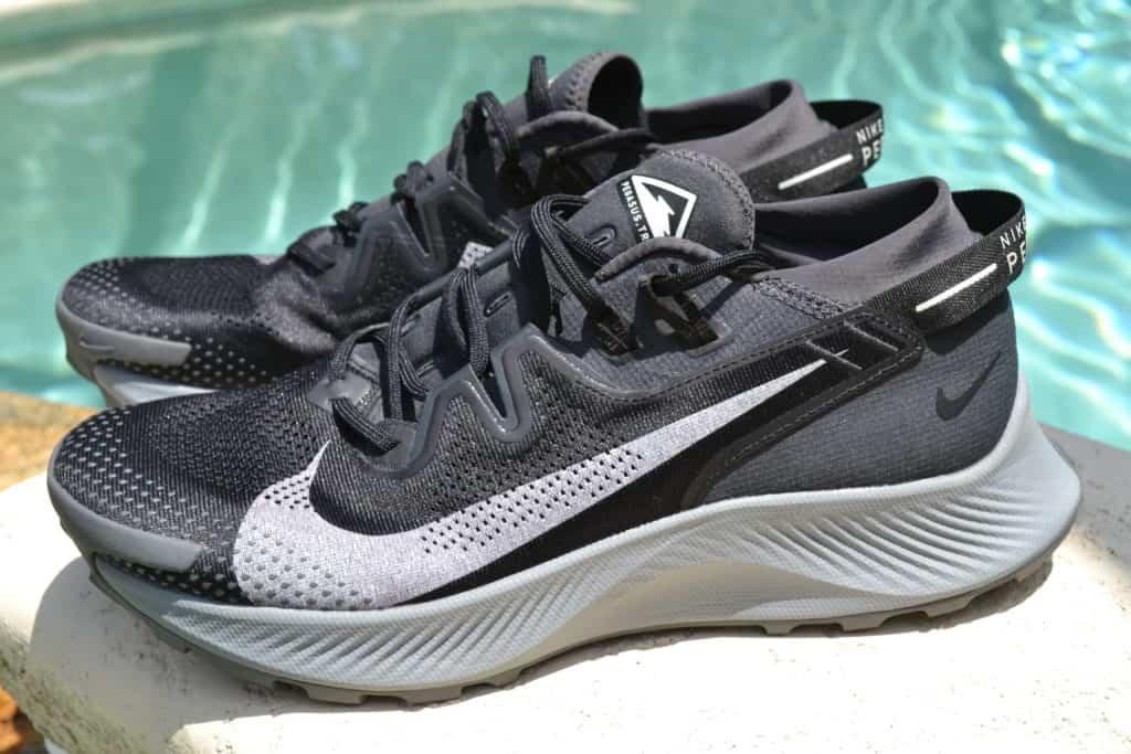 Nike Pegasus Trail 2 Running Shoe - Side view 3