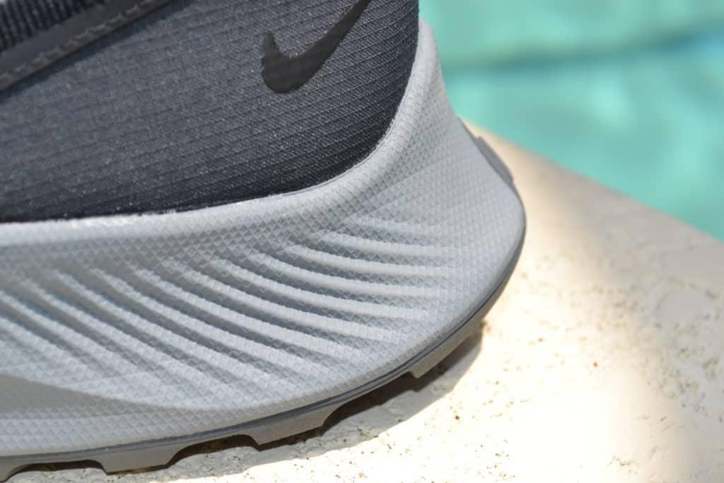 Nike Pegasus Trail 2 Running Shoe - Heel foam closeup