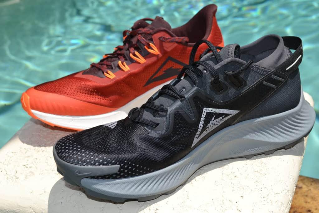 Nike Pegasus Trail 2 Running Shoe Versus Pegasus 36 Trail - Other Side