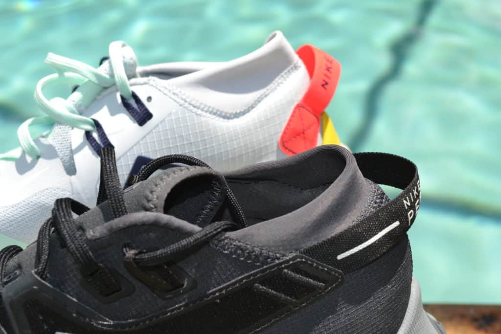 Nike Pegasus Trail 2 Running Shoe Versus Wildhorse 6 - Gaiter comparison