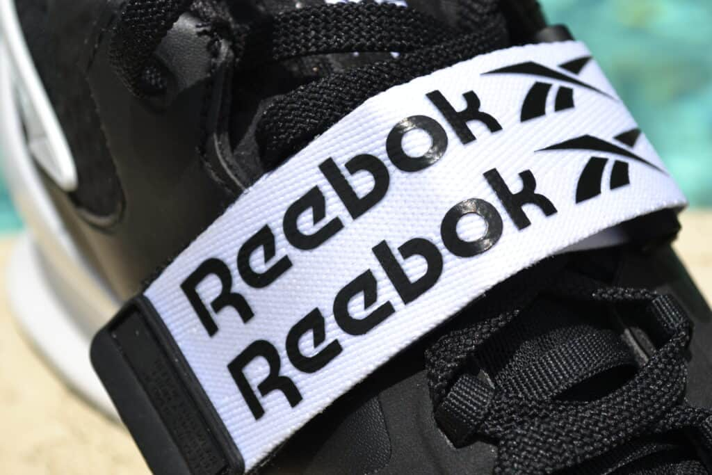 Reebok Legacy Lifter II - Olympic Weightlifting Shoe Strap