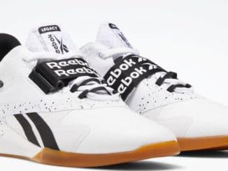 Reebok Legacy Lifter II Men's Weightlifting Shoes - Quarter View