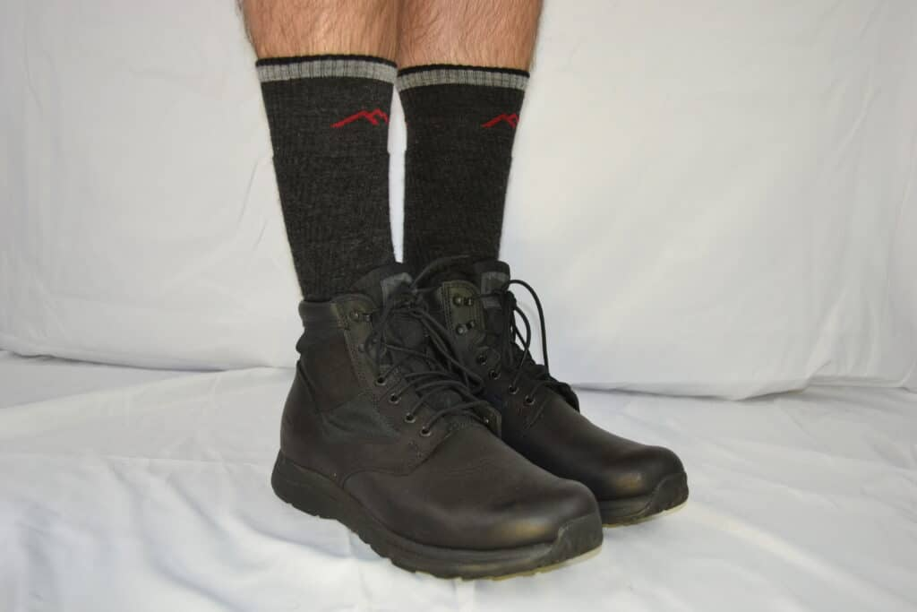 Darn Tough Boot Sock Midweight With Cushion MACV-1 Gen 2 Black