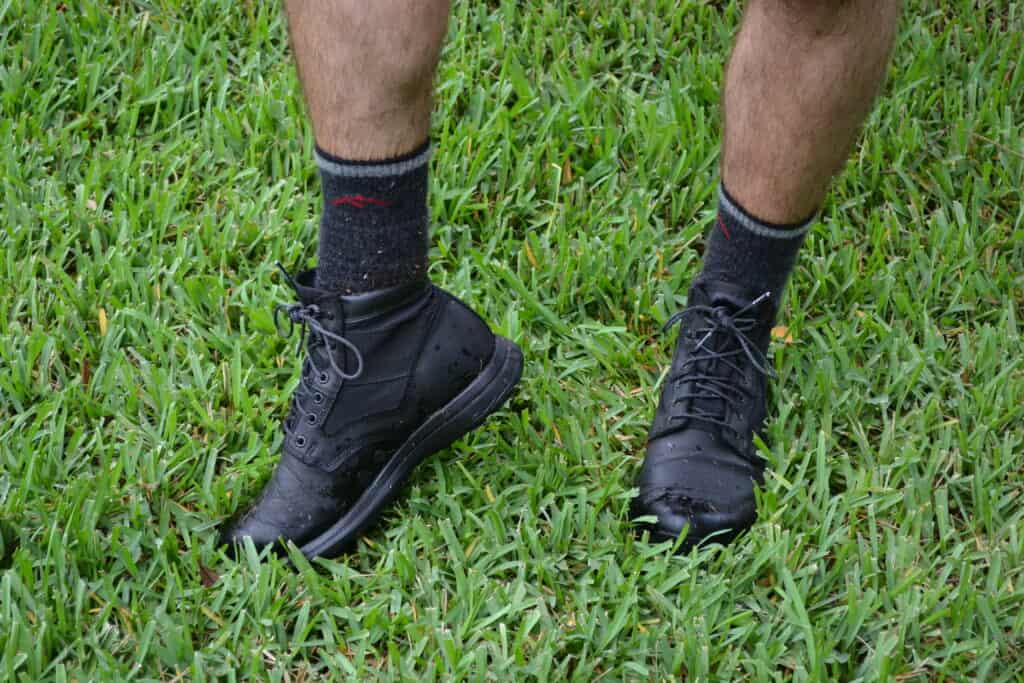 GORUCK MACV-1 with Darn Tough Sock