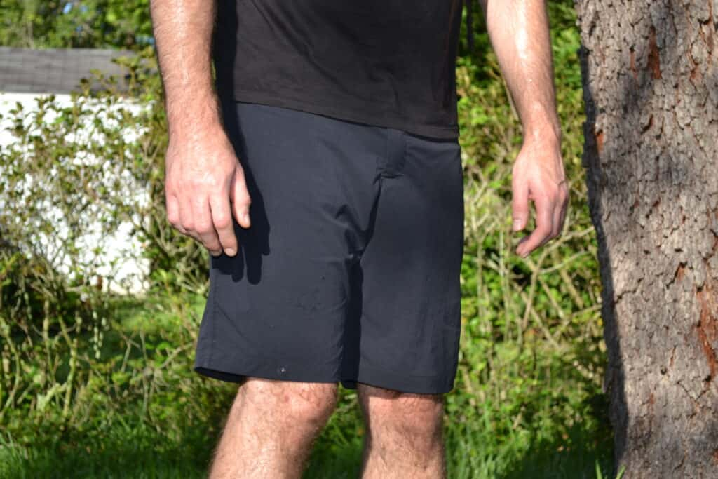 GORUCK Simple Shorts in Navy