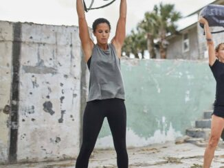GORUCK Women's Tough Leggings - finally workout tights tough enough for rucking - or CrossFit