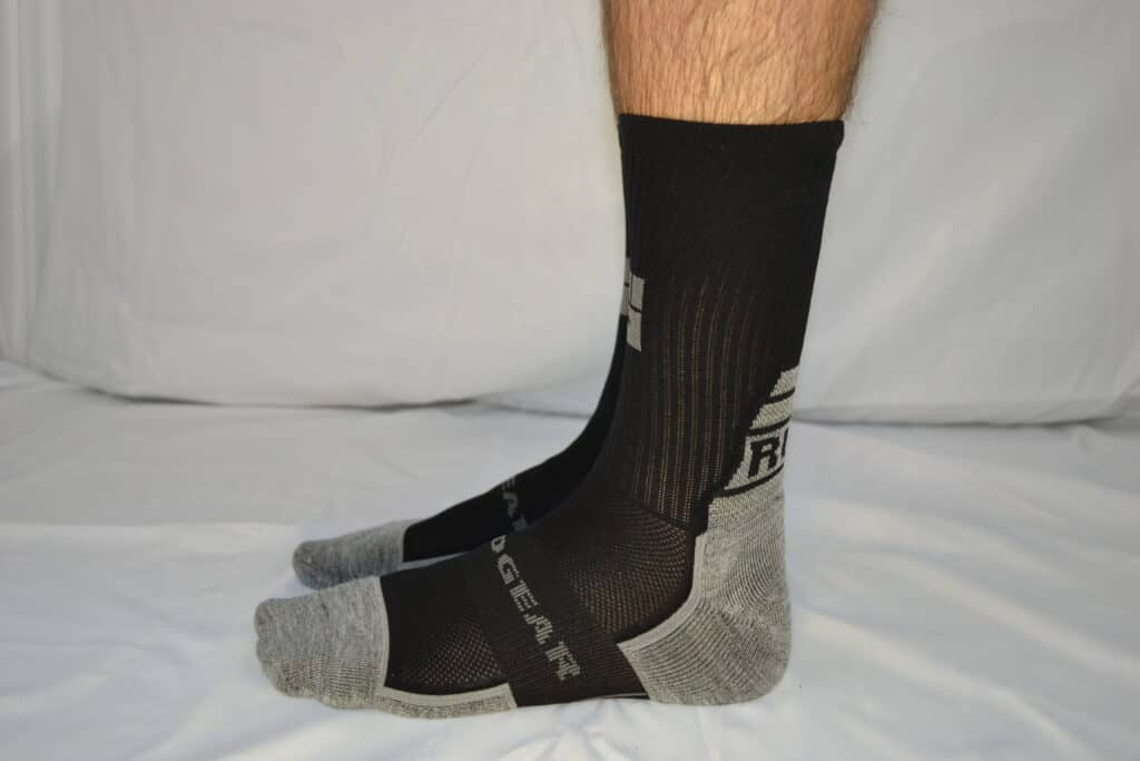 MudGear Ruck Sock side