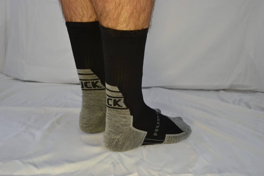 MudGear Ruck Sock heel