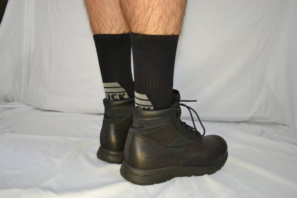 MudGear Ruck Sock - with MACV-1 Black Heel