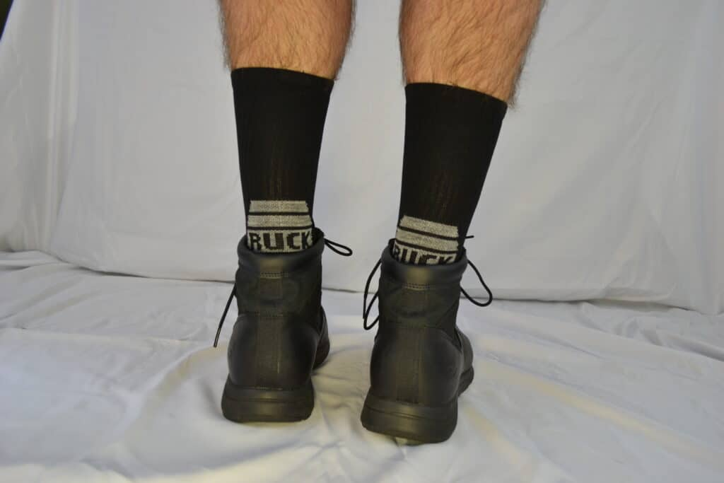 MudGear Ruck Sock - with MACV-1 Black