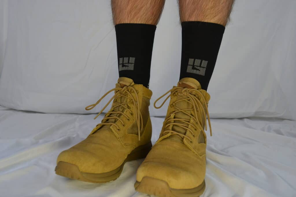 MudGear Ruck Sock - with MACV-1 Coyote front
