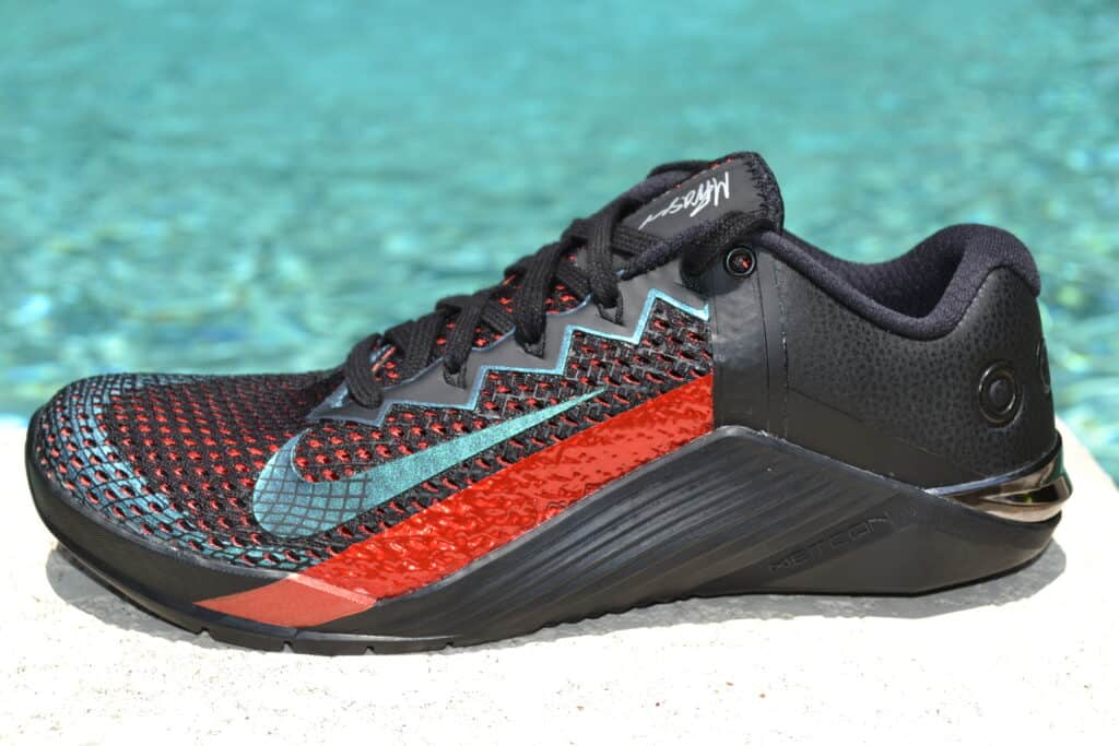 Nike Metcon 6 Shoe for CrossFit Side View