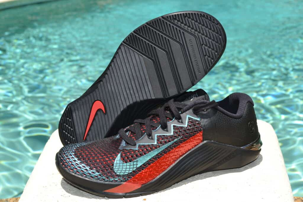 Nike Metcon 6 Shoe for CrossFit Side View 2