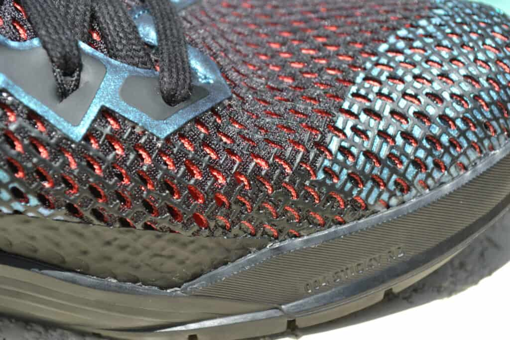 Nike Metcon 6 Shoe for CrossFit Upper Closeup