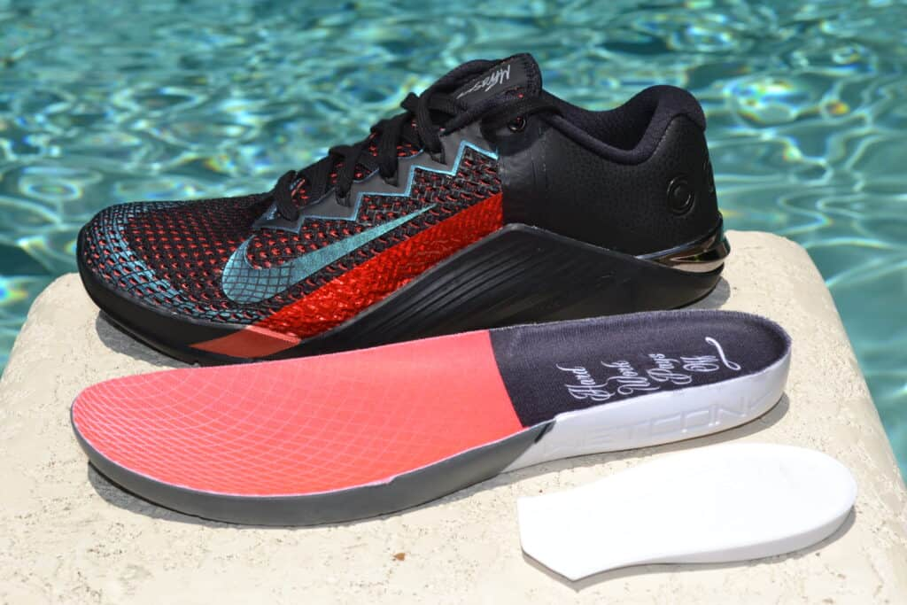 Nike Metcon 6 Shoe for CrossFit Hyperlift and Midsole