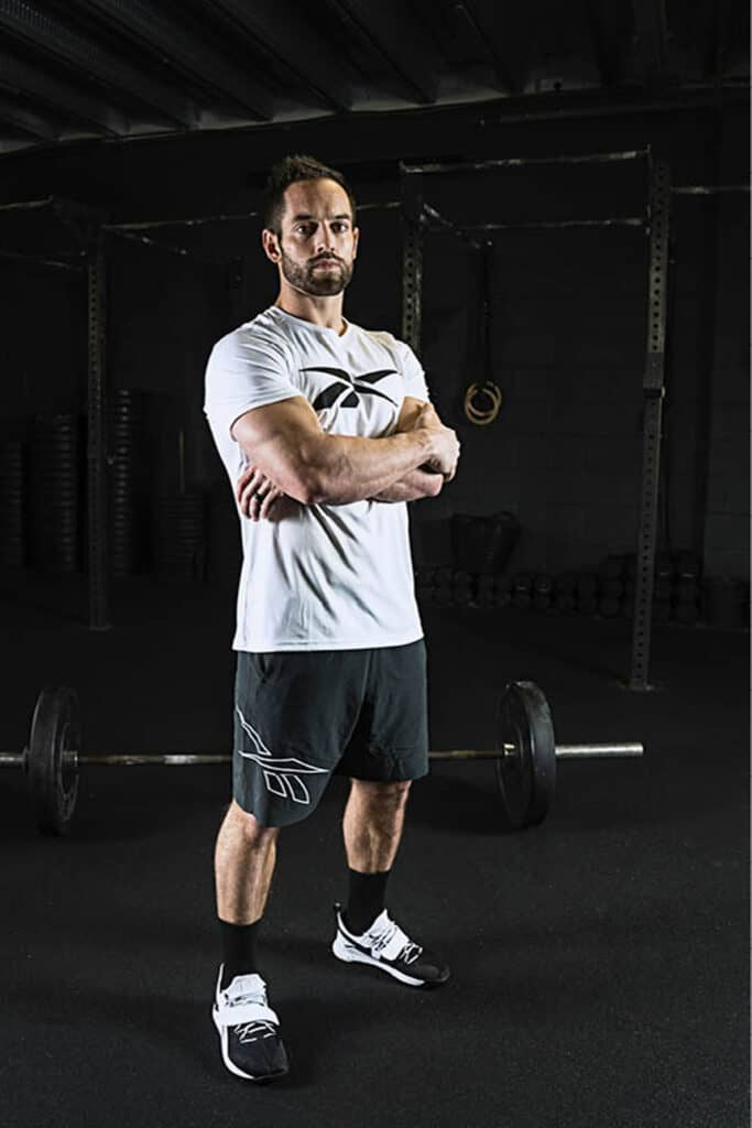 Rich Froning Jr. World's Fittest Man