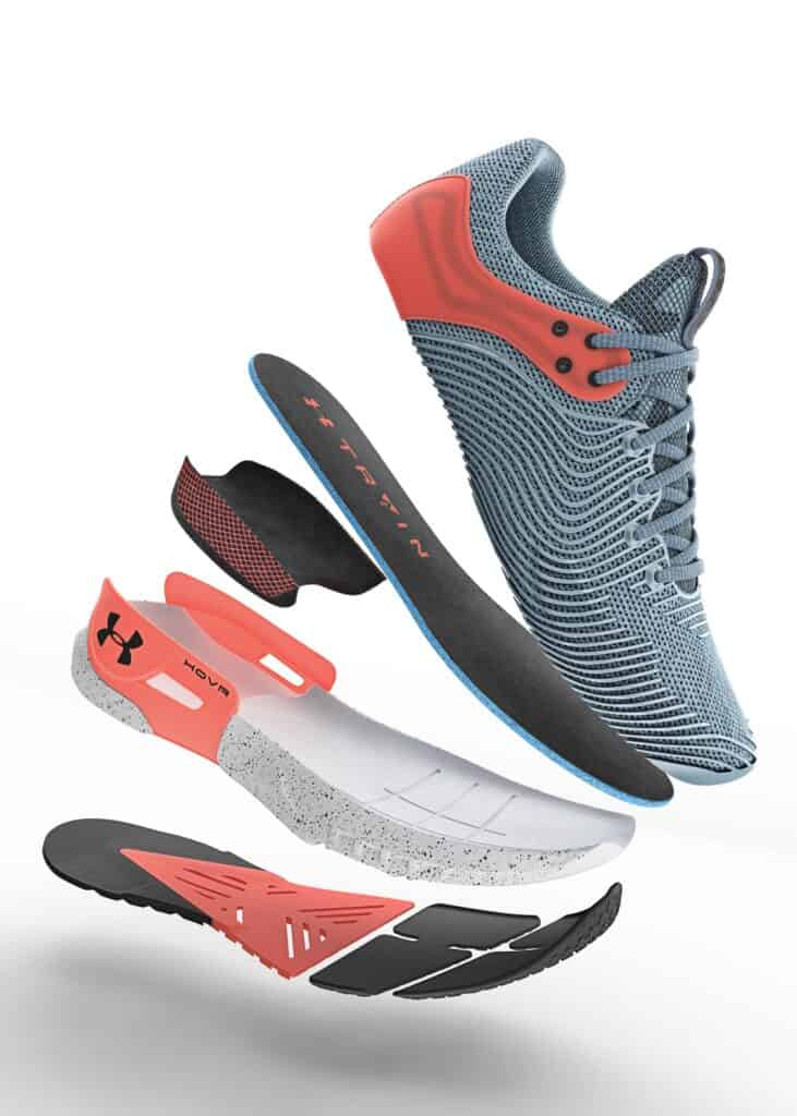 UA HOVR Apex 2 Training Shoes