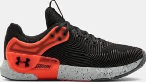 UA HOVR Apex 2 Training Shoes - Black / Mod Gray