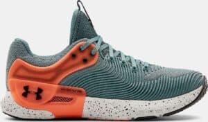 UA HOVR Apex 2 Training Shoes - Lichen Blue - Halo Gray
