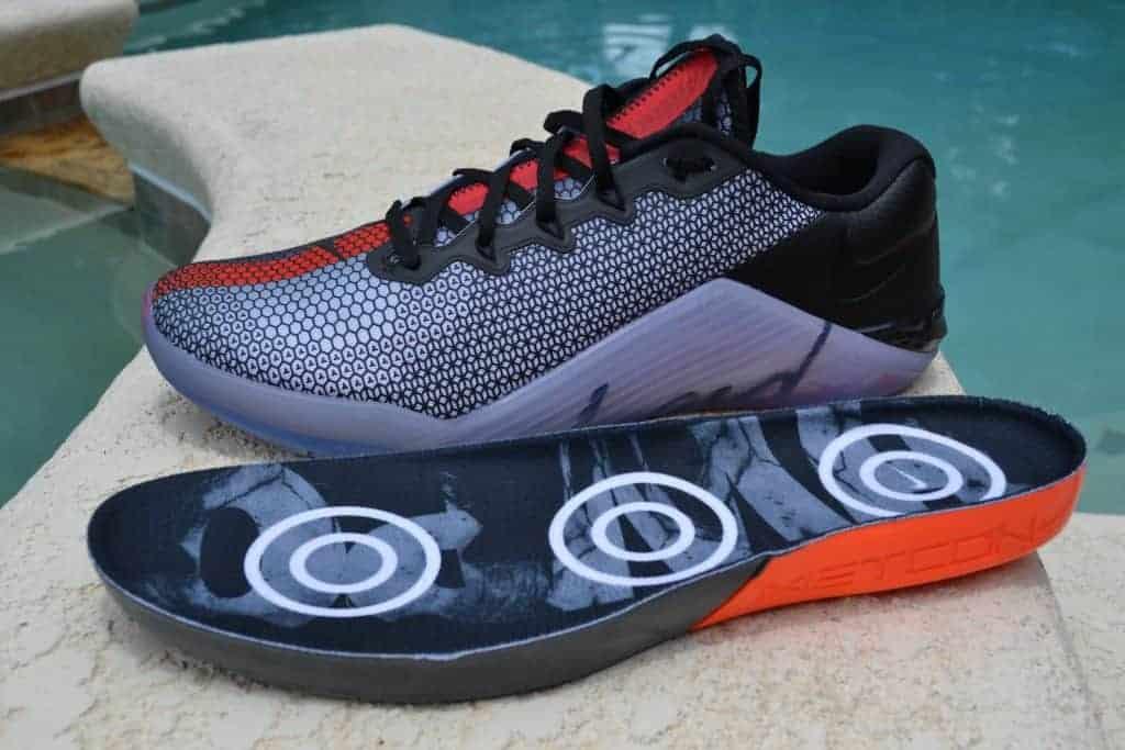 Nike Metcon 5 Mat Fraser - Drop-in midsole