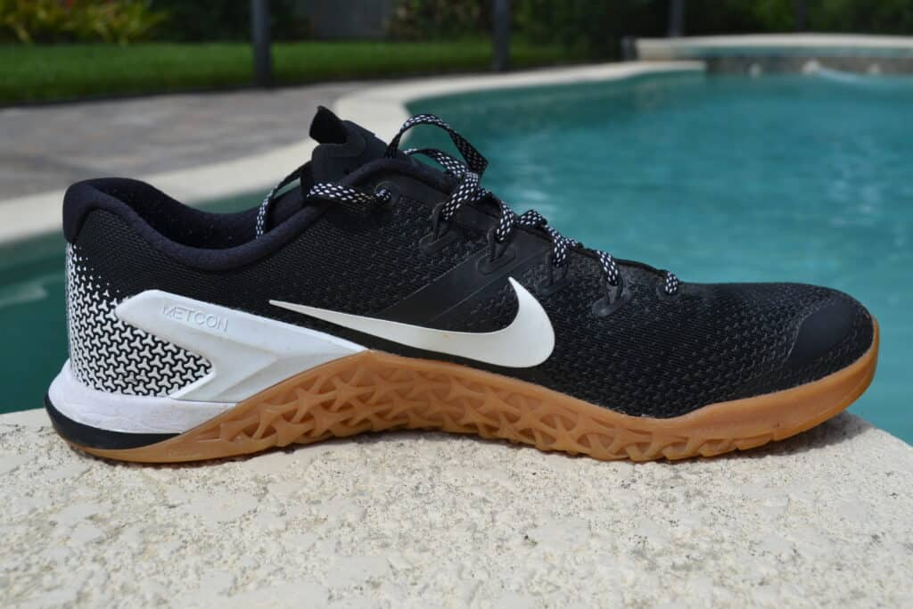 Nike Metcon 4 Side View