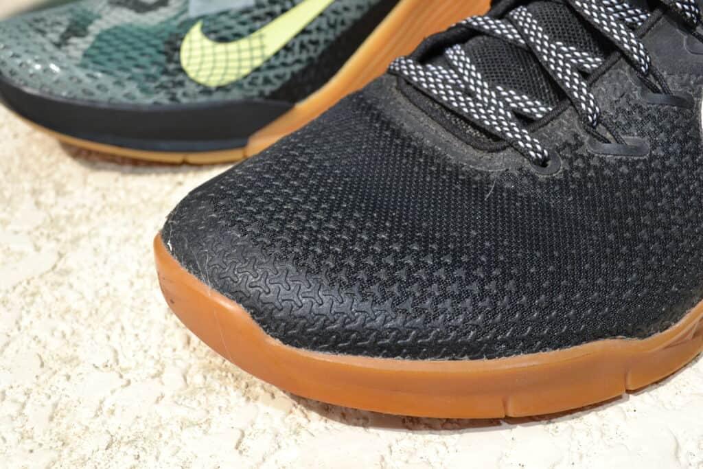 Nike Metcon 4 Upper Closeup