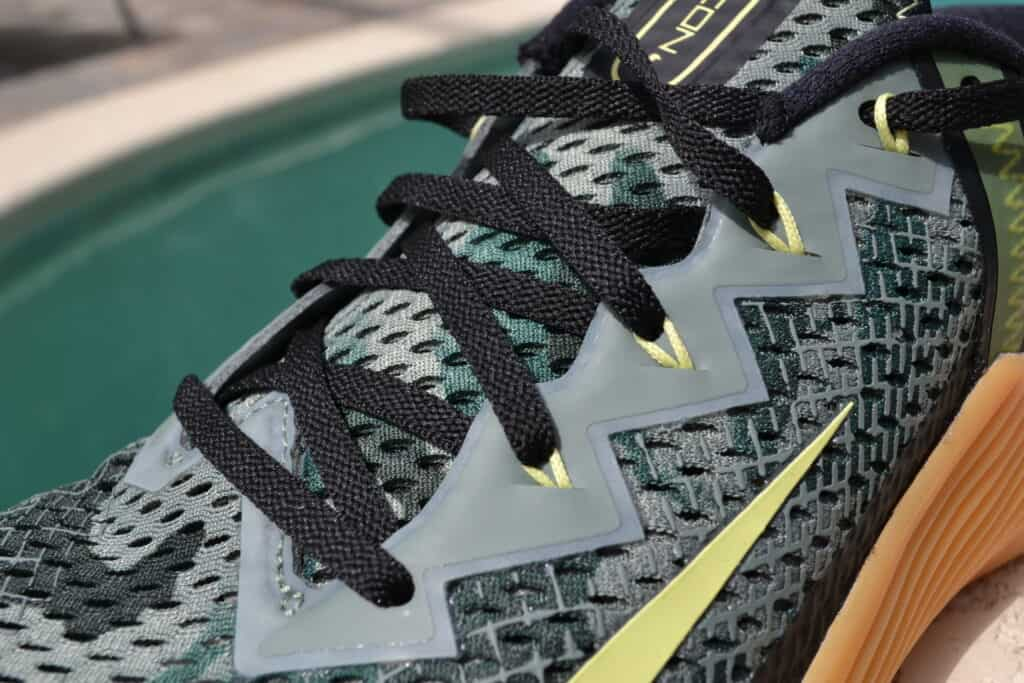 Nike Metcon 6 Laces and FlyWire