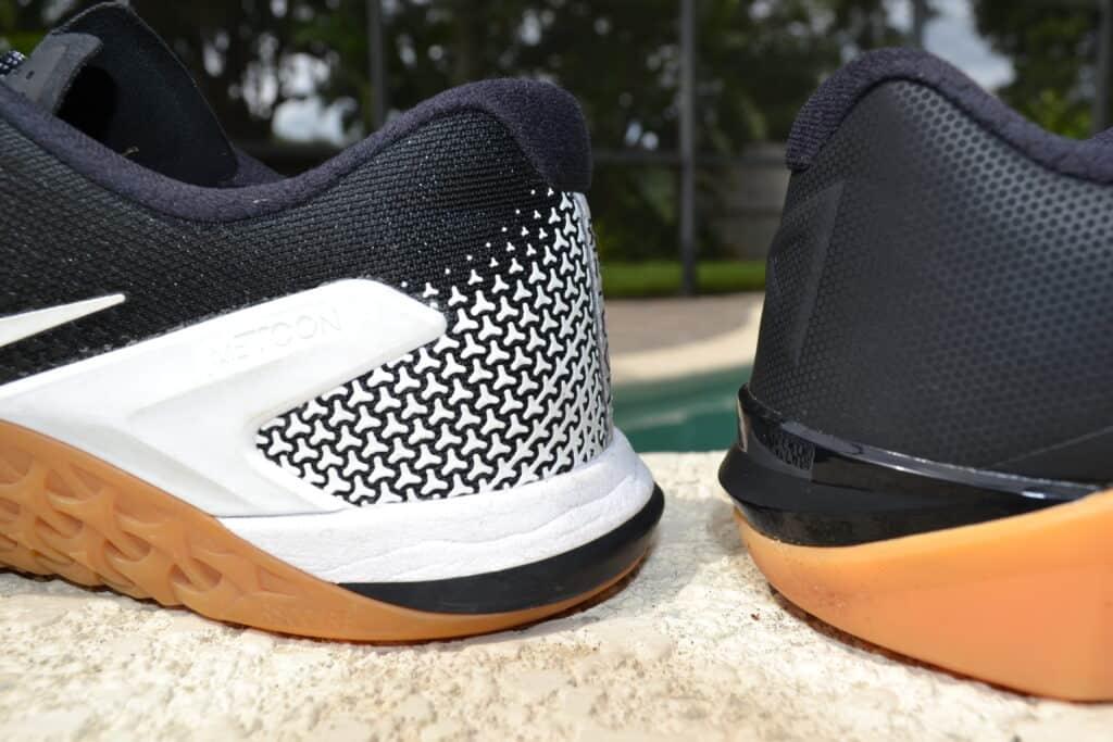 Nike Metcon 6 Versus Nike Metcon 4