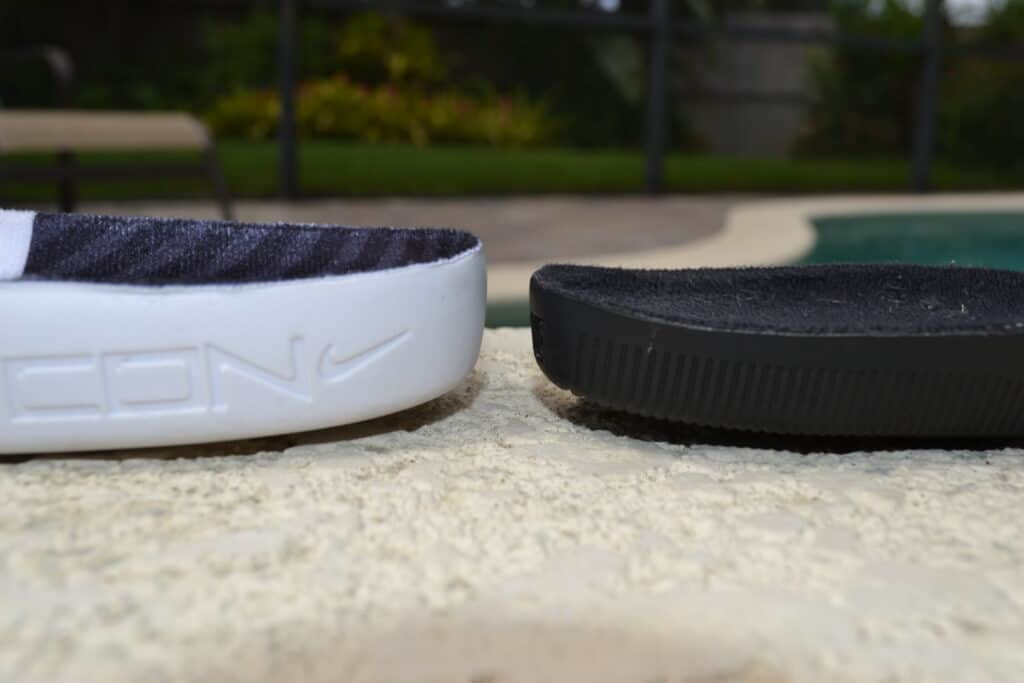 Nike Metcon 6 Versus Nike Metcon 4 - Heel Foam