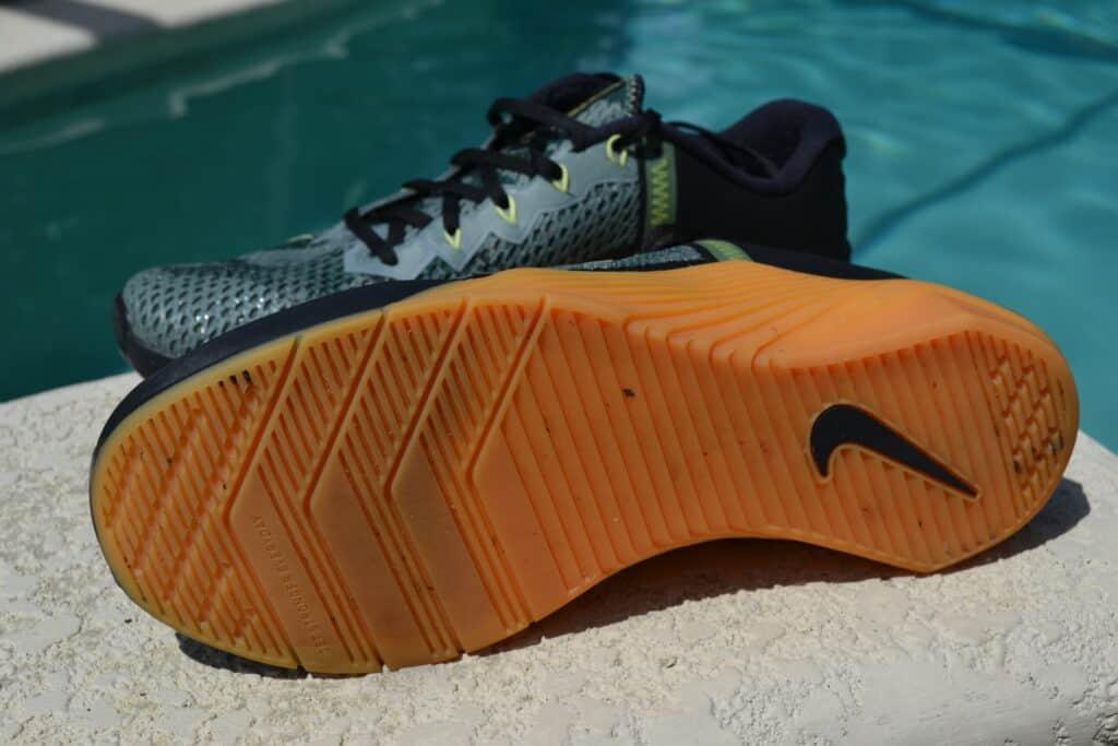Nike Metcon 6 - outsole