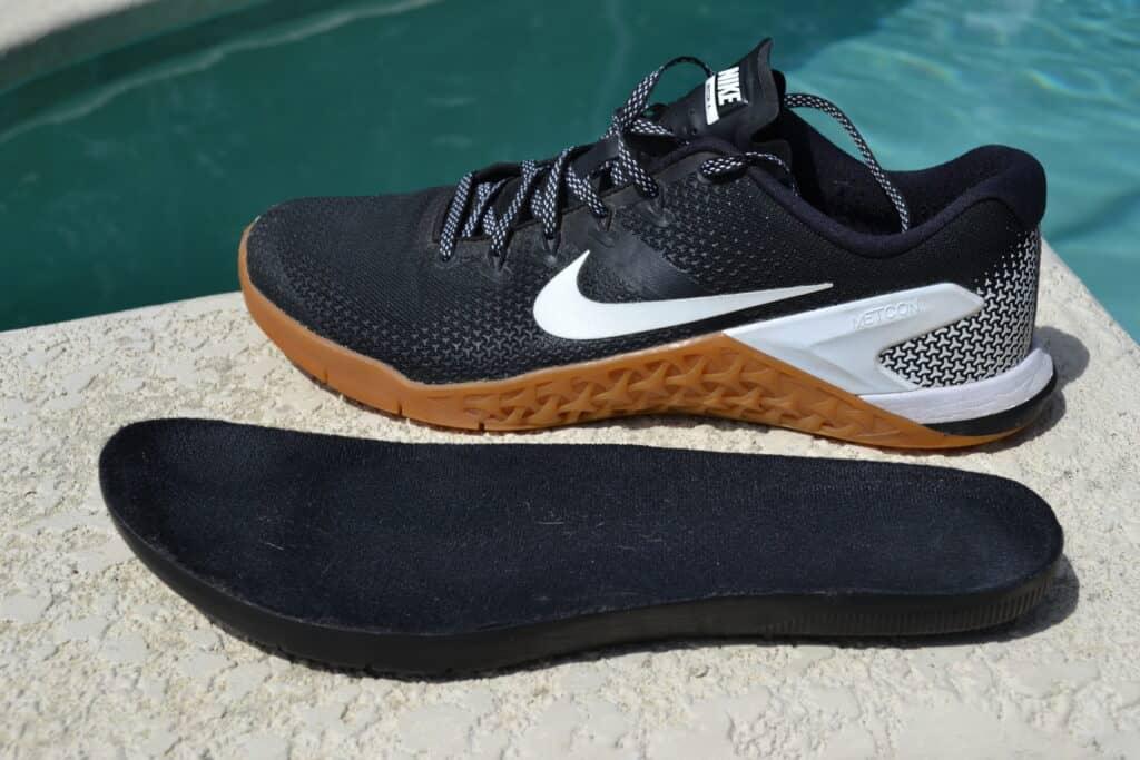 Nike Metcon 4 - Dropin Midsole squeak