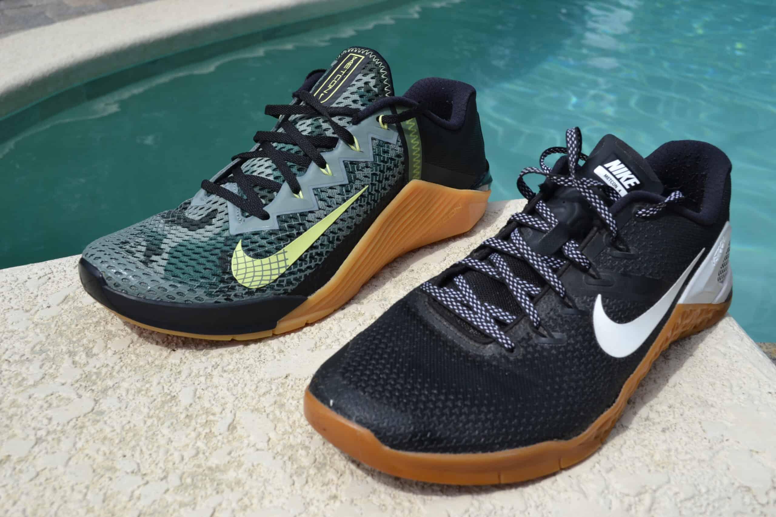 Nike Metcon 4 Versus Nike Metcon 6 - Is