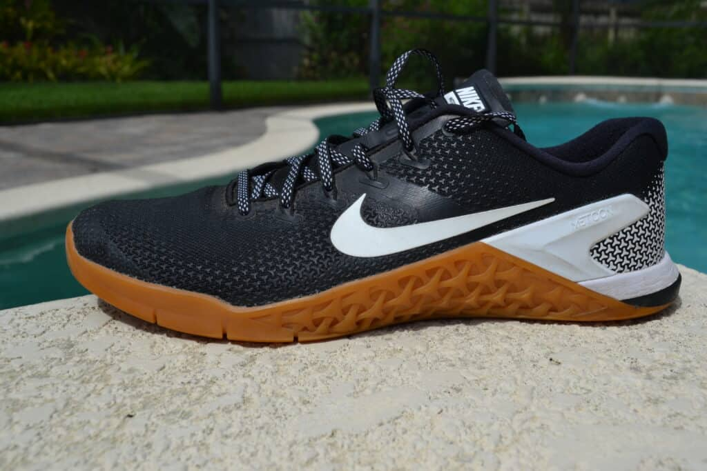 Nike Metcon 4 - Weight